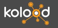 ibeacon networking with kolood